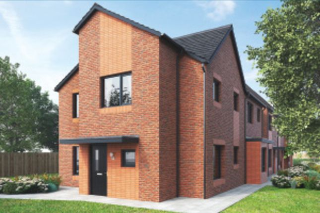 Thumbnail Mews house for sale in Church Road, Tranmere, Birkenhead