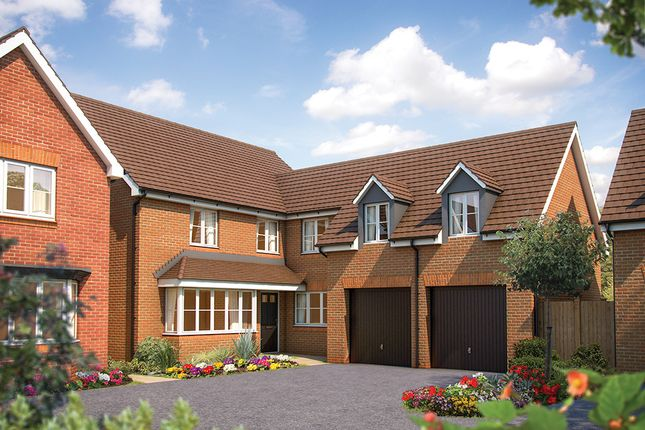 """Thumbnail Detached house for sale in """"The Chester"""" at Stonebow Road, Drakes Broughton, Pershore"""