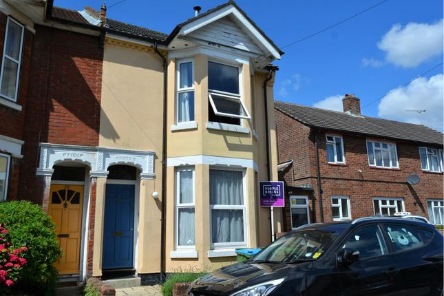 Thumbnail End terrace house for sale in Castle Street, Inner Avenue, Southampton