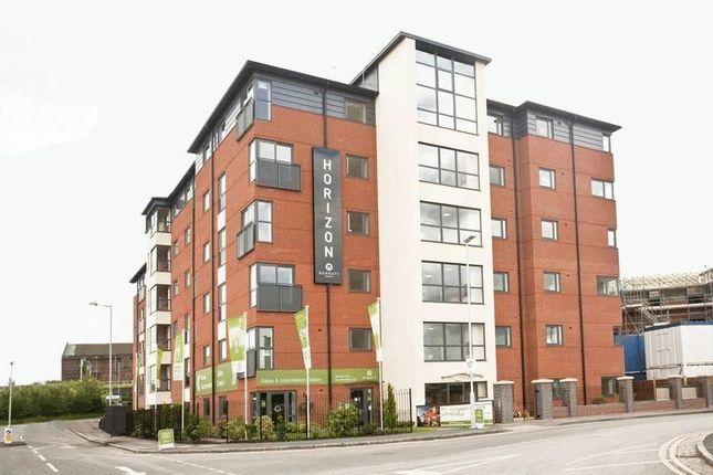 Thumbnail Flat to rent in Broad Gauge Way, Wolverhampton