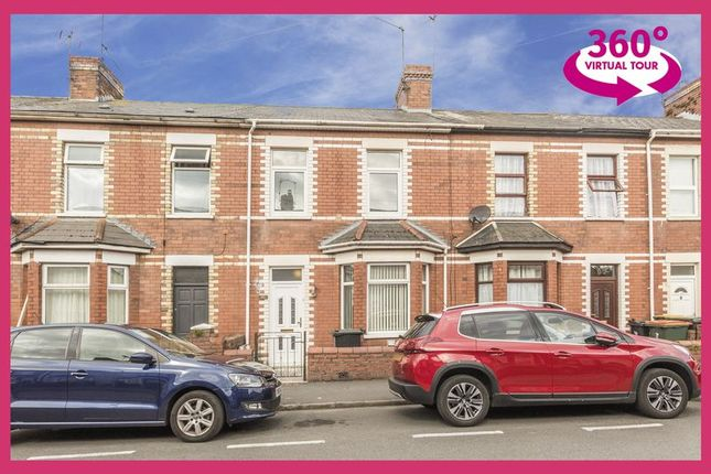 Thumbnail Terraced house for sale in Sutton Road, Newport