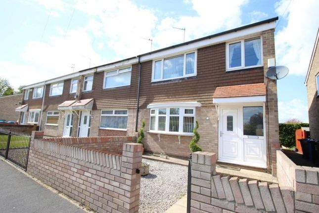 Thumbnail Terraced house to rent in Astral Gardens, Sutton-On-Hull, Hull