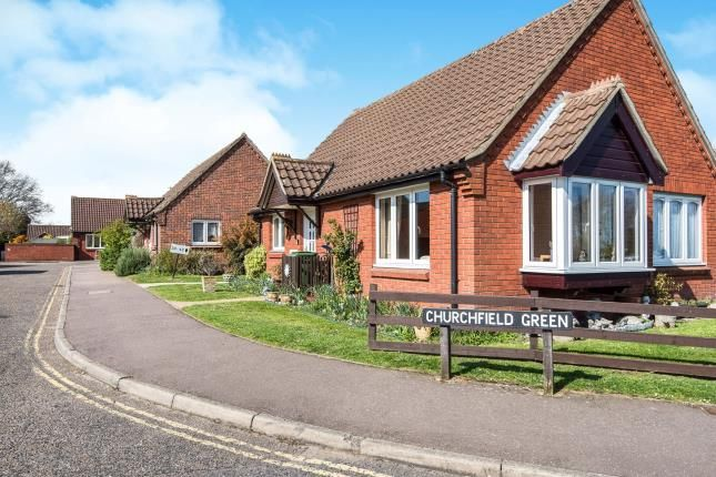 Thumbnail Bungalow for sale in St Williams Way, Norwich, Norfolk