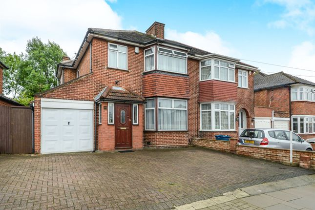 Thumbnail Semi-detached house for sale in Weston Drive, Stanmore