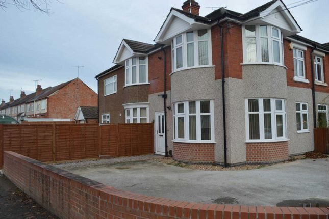 Thumbnail Flat to rent in Broad Lane, Coventry