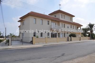 Thumbnail Property for sale in Dherinia, Cyprus