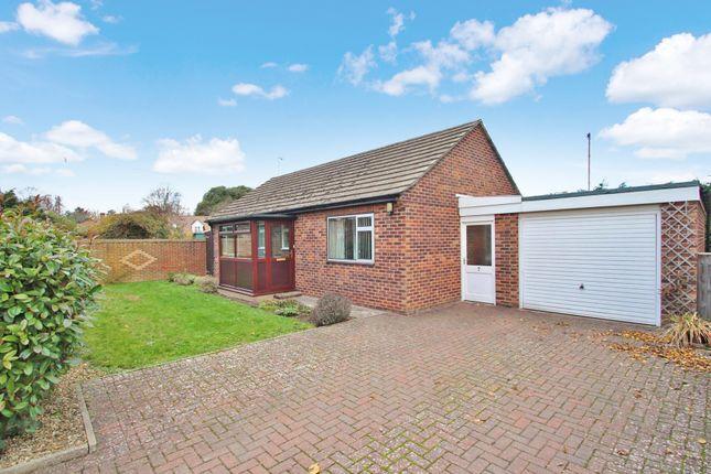 Thumbnail Detached bungalow for sale in School Lane, Milton, Abingdon