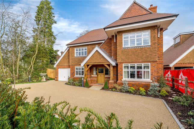 Thumbnail Detached house for sale in Oval Way, Gerrards Cross, Buckinghamshire