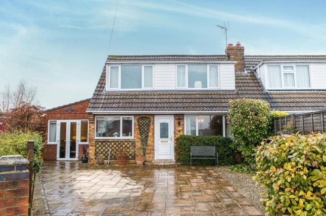 Thumbnail Semi-detached house for sale in Larchfield, York