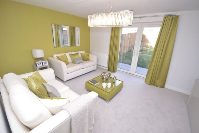 Thumbnail Detached house for sale in The Violet, Bucknall Grange, Eaves Lane, Stoke-On-Trent