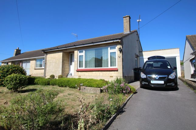 Thumbnail Detached bungalow for sale in The Paddocks, Chippenham