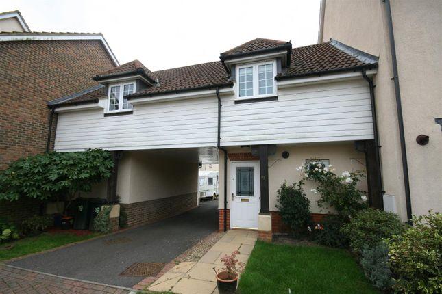 Thumbnail Flat to rent in Galloway Drive, Kennington, Ashford