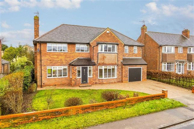 Thumbnail Detached house to rent in Firs Drive, Harrogate, North Yorkshire