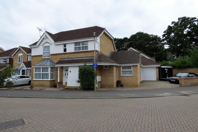 Thumbnail Detached house for sale in Broadmead, Farnborough
