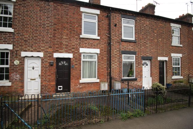 Thumbnail 2 bed terraced house to rent in West View, Rocester, Nr Uttoxeter