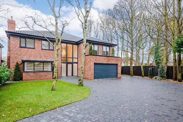 6 bed detached house for sale in Massams Lane, Freshfield, Liverpool