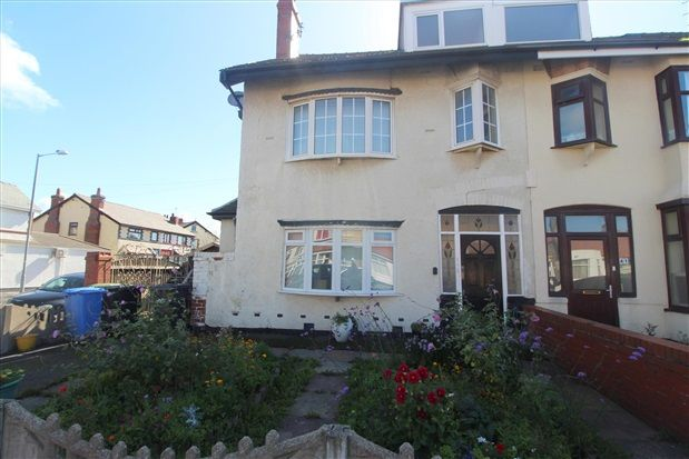 Thumbnail Flat for sale in Beach Road, Thornton Cleveleys