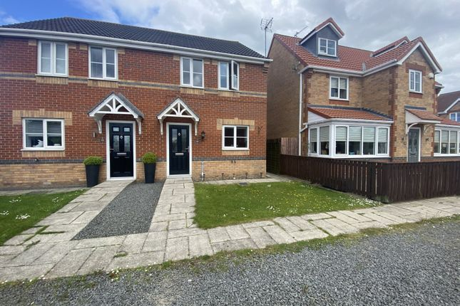 3 bed semi-detached house for sale in Clarence Gate, South Hetton, Co Durham DH6