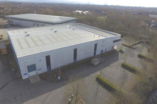 The Future Centre, Smeaton Close, Aylesbury HP19, warehouse