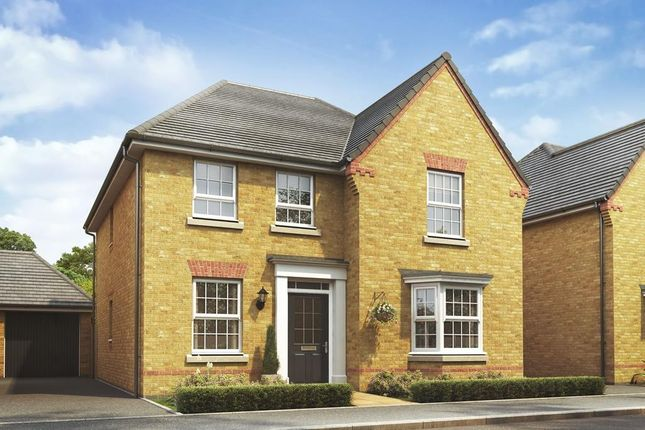 """Thumbnail Detached house for sale in """"Holden"""" at Gregory Close, Doseley, Telford"""