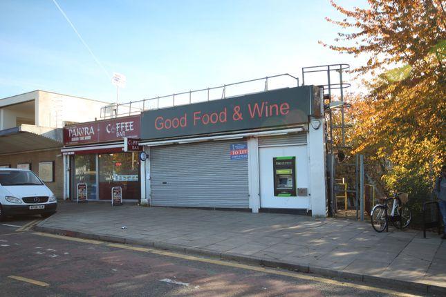 West Ruislip Station, Ickenham Road, Ruislip HA4