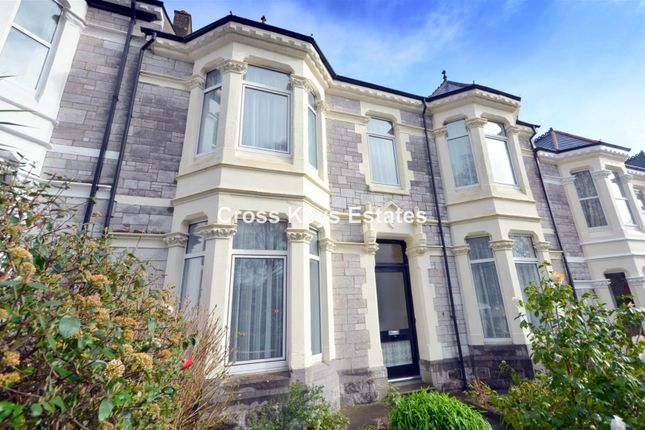 Thumbnail Terraced house for sale in Tothill Avenue, Plymouth