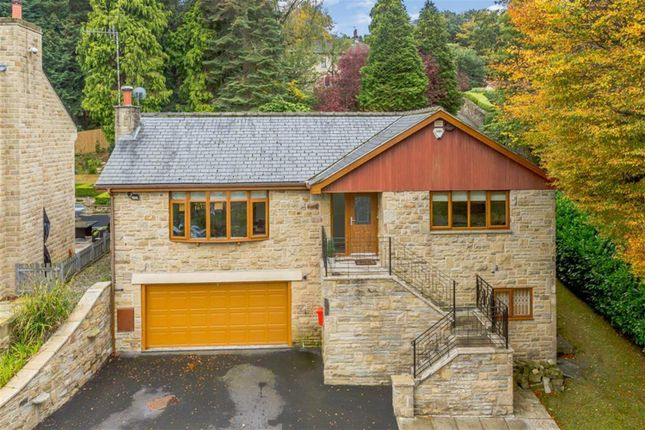 Thumbnail Bungalow for sale in Parish Ghyll Walk, Ilkley