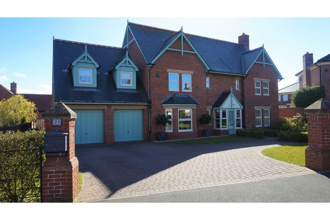 Thumbnail Detached house for sale in Black Wood, Wynyard Billingham