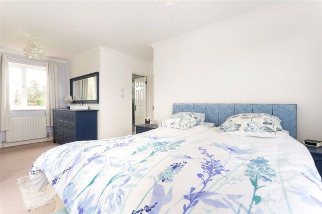 Bedroom of Queensfield, Dummer, Basingstoke, Hampshire RG25