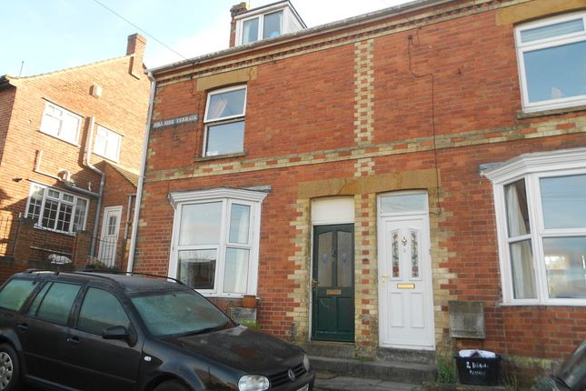 Thumbnail End terrace house to rent in Hillside Terrace, Yeovil