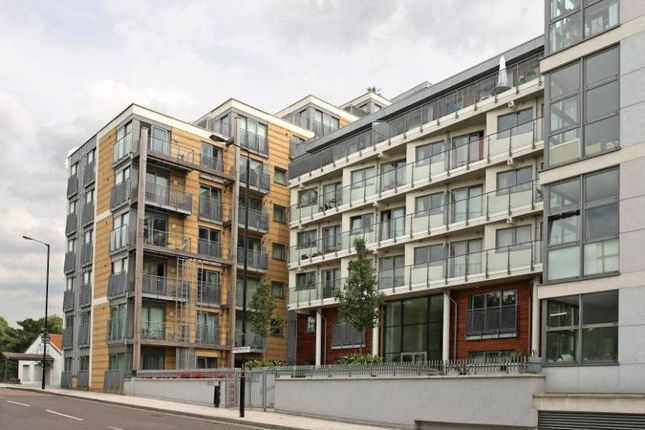 Thumbnail Flat to rent in Galleria Court, Sumner Road, London