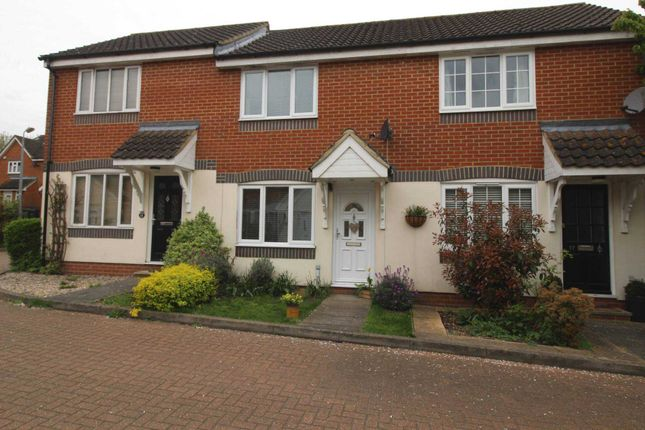 Thumbnail Terraced house for sale in Speckled Wood Court, Braintree