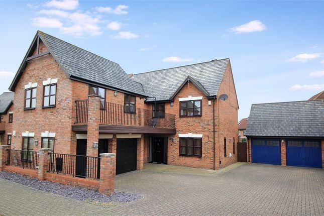 Thumbnail Detached house for sale in Cranborne Avenue, Westcroft, Milton Keynes, Buckinghamshire