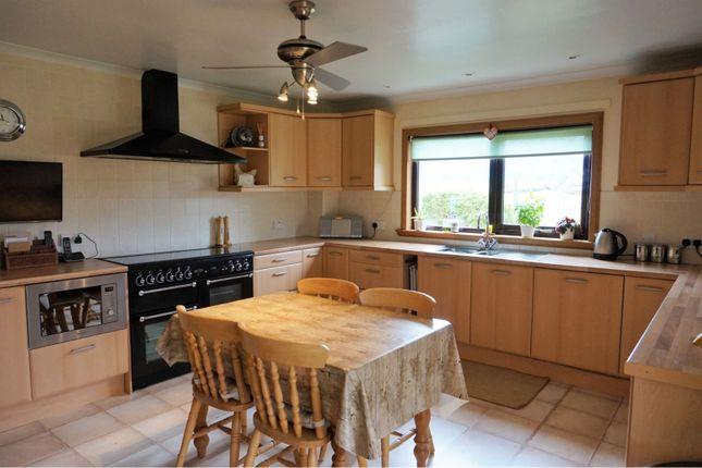 Kitchen of Gairney Bank, Kinross KY13