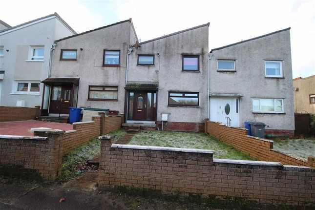 Thumbnail Terraced house for sale in Auchenbothie Road, Port Glasgow, Renfrewshire
