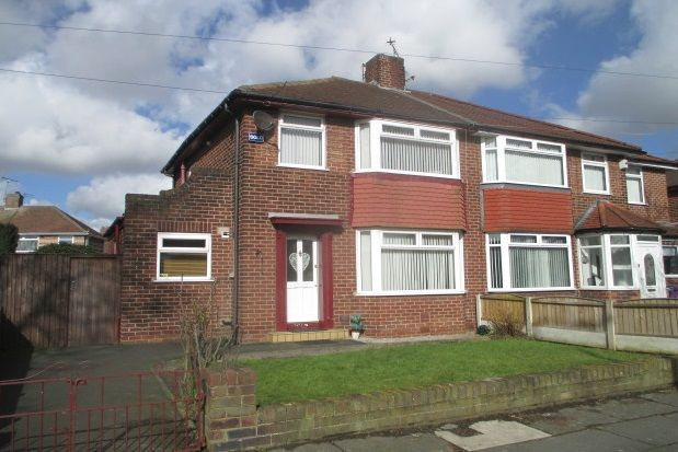 Thumbnail Property to rent in Hillfoot Avenue, Hunts Cross, Liverpool