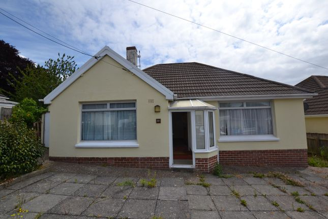 Thumbnail Detached bungalow to rent in Linden Close, Sticklepath, Barnstaple