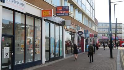 Thumbnail Retail premises to let in 12 Norfolk House, Wellesley Road, Croydon, Surrey