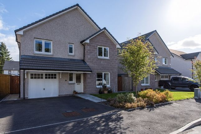 Thumbnail Detached house for sale in Polo Park, Stoneywood, Aberdeen
