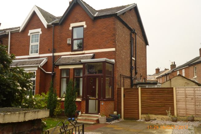 Thumbnail Semi-detached house to rent in St Cuthberts Road, Southport