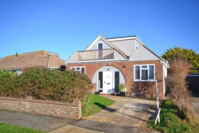 Thumbnail Detached bungalow for sale in Chichester Way, Selsey