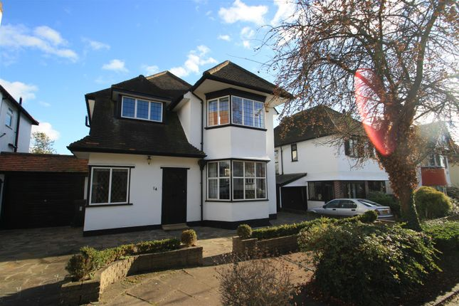 Thumbnail Detached house for sale in Meadway, Chalkwell, Westcliff-On-Sea