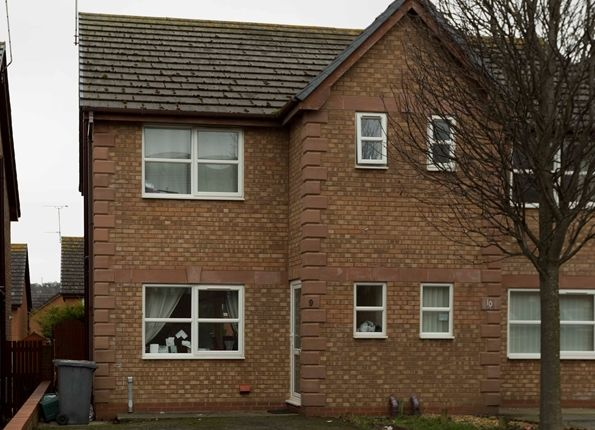 Thumbnail Semi-detached house to rent in Stephenson Close, Penrhyn Bay, Llandudno