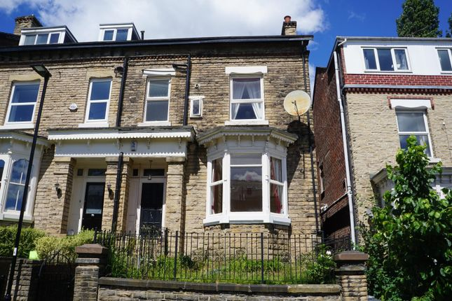 Thumbnail End terrace house for sale in Harcourt Road, Sheffield