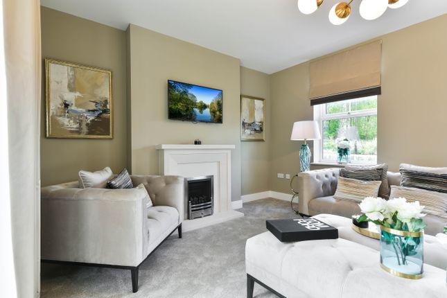 Thumbnail Detached house for sale in Crockford Lane, Basingstoke