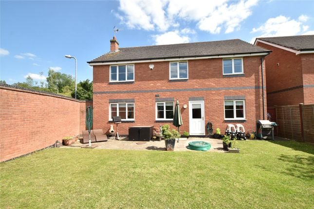 Thumbnail Detached house for sale in Rebekah Gardens, Droitwich, Worcestershire