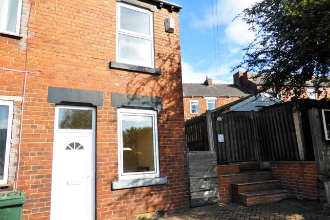 Thumbnail End terrace house for sale in Pontefract Road, Shafton, Barnsley