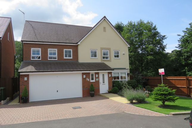 Thumbnail Detached house for sale in Gladstone Place, Blakedown, Kidderminster