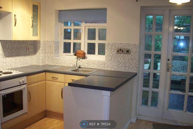 Thumbnail Terraced house to rent in Condliffe Close, Sandbach