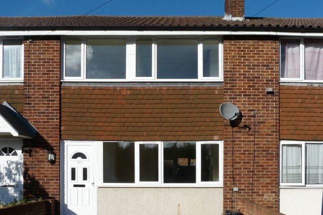 Thumbnail Terraced house to rent in Belle Vue Road, Aldershot